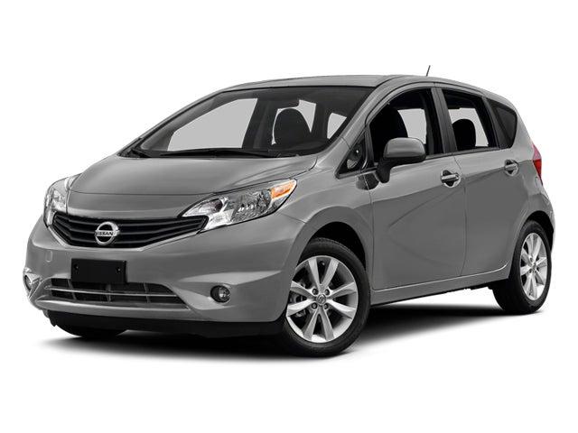 2014 Nissan Versa Note S Asheville NC area Toyota dealer