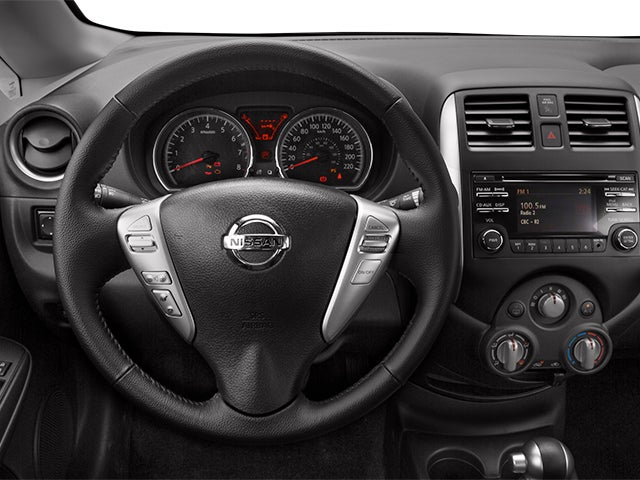 Fred Anderson Nissan >> 2014 Nissan Versa Note S - Asheville NC area Toyota dealer ...