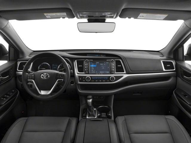 2017 toyota highlander limited platinum toyota dealer serving asheville nc new and used for 2017 toyota rav4 platinum interior