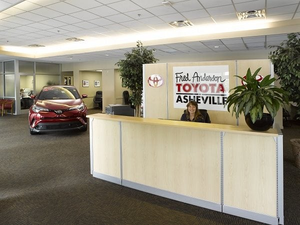 Car Dealerships In Johnson City Tn >> About Our Toyota Dealership - serving Asheville, Candler Fletcher NC Johnson City TN.