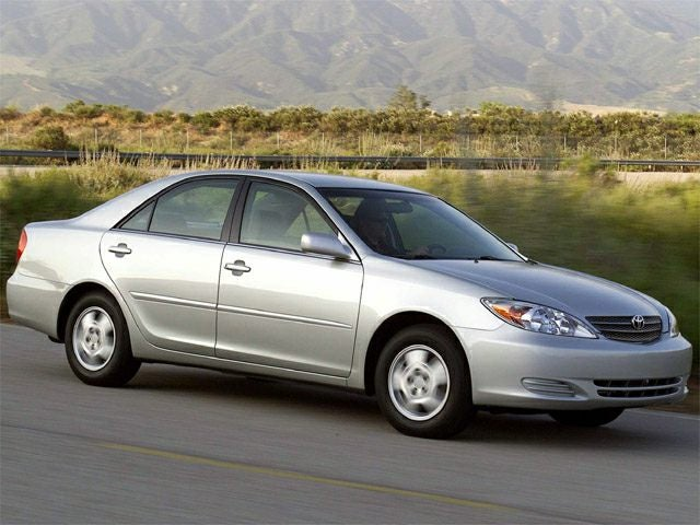 2002 Toyota Camry LE   Asheville NC Area Toyota Dealer Serving Asheville NC  U2013 New And Used Toyota Dealership Serving Candler Fletcher Johnson City TN NC