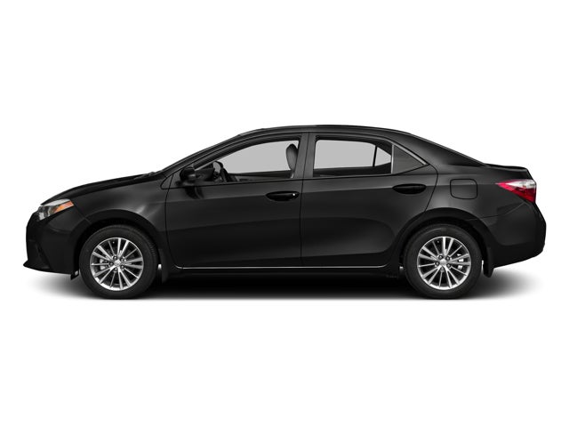 2016 Toyota Corolla LE In Asheville, NC   Fred Anderson Toyota Of Asheville
