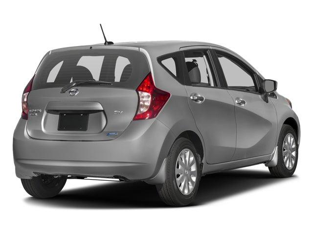 2016 Nissan Versa Note SV - Asheville NC area Toyota dealer serving ...