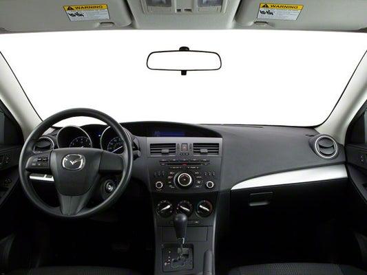2012 Mazda3 i Touring