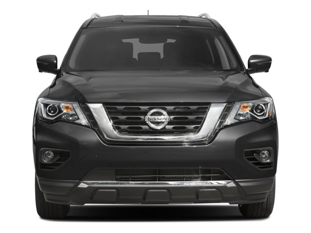 2017 Nissan Pathfinder SV - Asheville NC area Toyota dealer serving ...