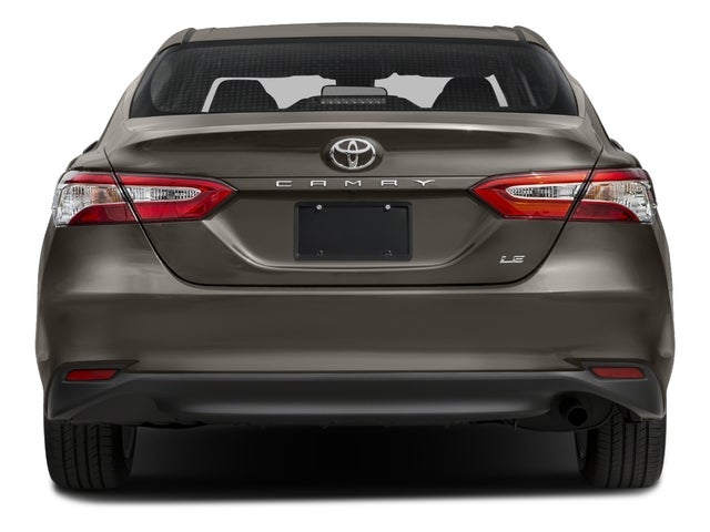 2018 Toyota Camry Le Asheville Nc Area Toyota Dealer Serving