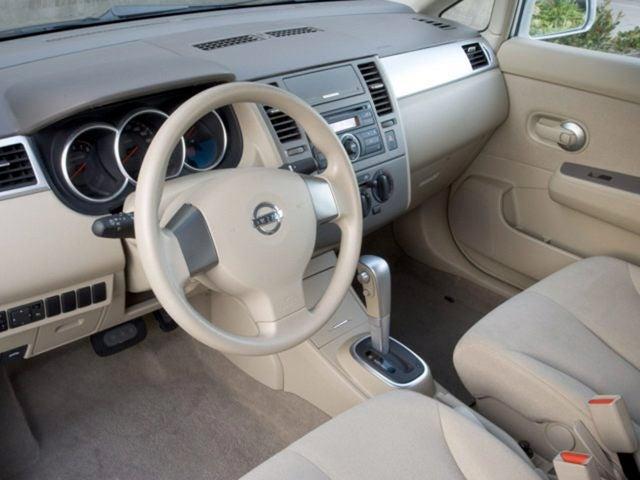 2009 Nissan Versa 18 Sl Asheville Nc Area Toyota Dealer Serving