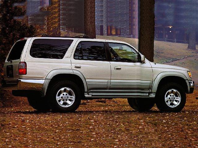 Good 1997 Toyota 4Runner SR5 Limited