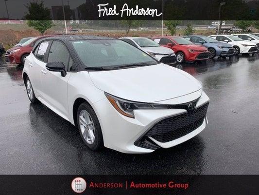 2021 toyota corolla hatchback se toyota dealer serving asheville nc new and used toyota dealership serving candler fletcher johnson city tn nc fred anderson toyota of asheville